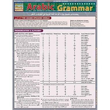 Arabic Grammar (Quick Study Academic), Used Book, (1423202752)
