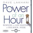 The Power of an Hour Dave Lakhani Audiobook