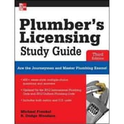 Plumber's Licensing study Guide Michael Frankel, R. Woodson Paperback