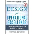 Design for Operational Excellence Kevin J. Duggan Hardcover