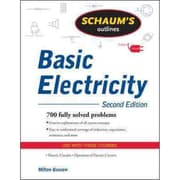 Schaum's Outline of Basic Electricity Milton Gussow Paperback