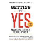 Getting To Yes  Roger Fisher , William L. Ury , Bruce Patton Paperback