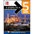 5 Steps to a 5 AP World History, 2014-2015 Peggy Martin Paperback