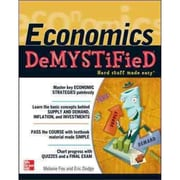 Economics DeMYSTiFieD Melanie Fox Paperback