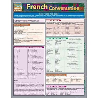 French Conversation (Quick Study Academic)