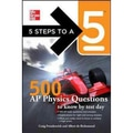 5 Steps to a 5 500 AP Physics Questions to Know by Test Day Paperback