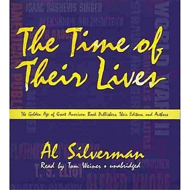 The Time of Their Lives Al Silverman Audiobook CD