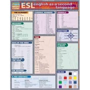 Esl (English As A Second Lang) Inc. BarCharts Pamphlet