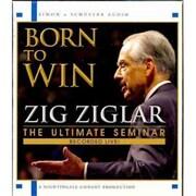 Born to Win Zig Ziglar  Audiobook CD