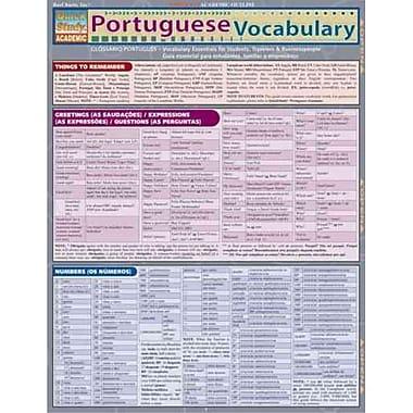 Portuguese Vocabulary (Quick Study Academic)