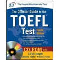 Official Guide to the Toefl Test Educational Testing Service Paperback