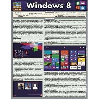 Windows 8 (Quick Study)