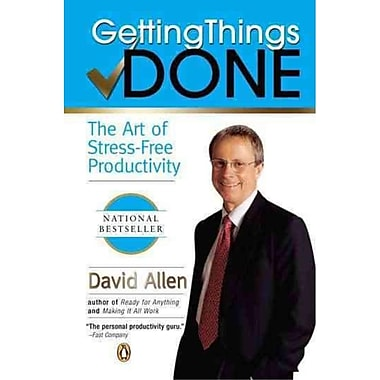 Getting Things Done - Paperback