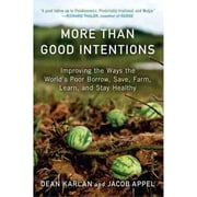 More Than Good Intentions Dean Karlan, Jacob Appel Paperback