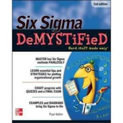 Six Sigma Demystified Paul Keller Paperback