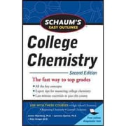 College chemistry help