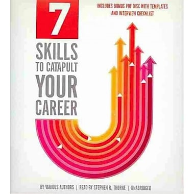 7 Skills To Catapult Your Career Various Authors CD