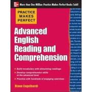 Advanced English Reading and Comprehension Diane Engelhardt Paperback