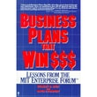 Business Plans That Win $$$ Stanley R. Rich Lessons from the MIT Enterprise Forum Paperback