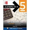 5 Steps to a 5 AP Calculus AB 2014-2015 (5 Steps to a 5 on the Advanced Placement Examinations Series) William Ma Paperback