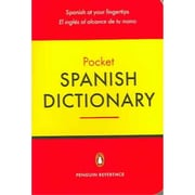The Penguin Pocket Spanish Dictionary (Penguin Pocket Books)  Josephine Riquelme-Beneyto  Paperback