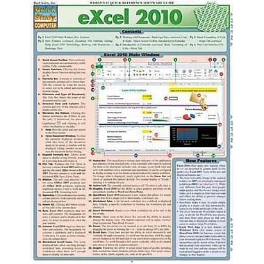Excel 2010 (Quickstudy: Computer)