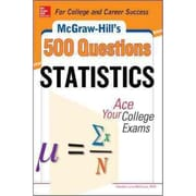McGraw-Hill's 500 Statistics Questions Sandra McCune Paperback