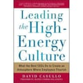 Leading the High-Energy Culture David Casullo Hardcover