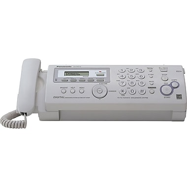 Panasonic Compact Plain-Paper Fax Machine/Copier (KX-FP215)