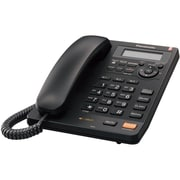 Panasonic® KX-TS620 1 Line Integrated Telephone System W/Digital Answering, 50 Name/Number, Black