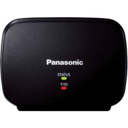 Panasonic® KX-TGA405 Dect 6.0 Plus Range Extender For Dect 6.0 Plus Cordless Phones, Black