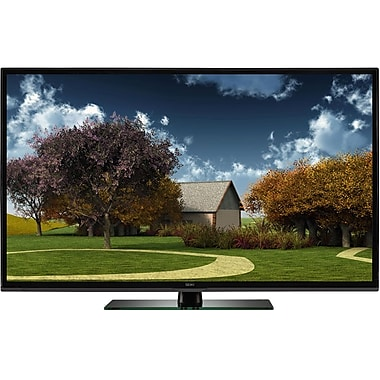 Seiki™ 65in. 2160p LED-LCD 4K/2K Ultra HD Television With 3 HDMI, Black