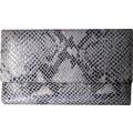 Leatherbay Italian Leather Sleek Clutch / Wallet