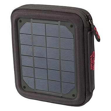 Voltaic Systems Amp Solar Charger; Charcoal Panels