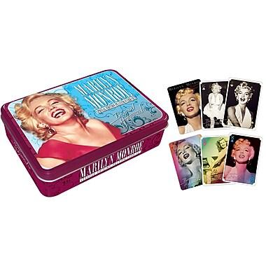 Aquarius Marilyn Monroe Playing Card Tin Set