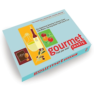 Aquarius Gourmet Smarts Game