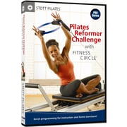 STOTT PILATES Pilates Reformer Challenge with Fitness Circle DVD