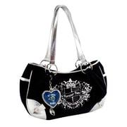 Little Earth NFL Sport Luxe Fan Hobo Bag; St. Louis Rams