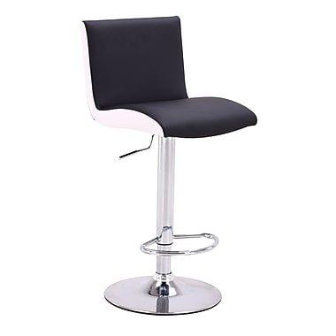 CHP Furniture Adjustable Height Swivel Bar Stool
