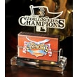 Caseworks International 2013 Red Sox World Series Champs Business Card Holder with Gift Box