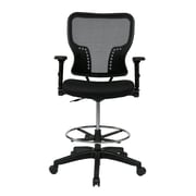Office Star Space 21.25'' Chair with 4-Way Adjustable Flip Arms