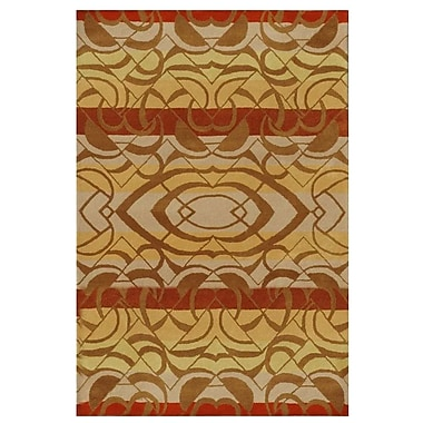 Acura Rugs Esquire Floral Area Rug; 5' x 8'