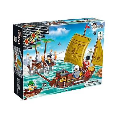 Banbao 502 Piece Harbor Block Set