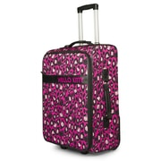 Loungefly Hello Kitty 20.75  Carry-On Suitcase