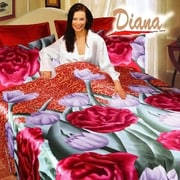 Dophia Diana 6 Piece Queen Duvet Cover Set