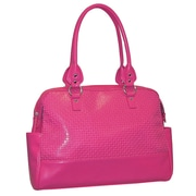 Buxton Femme Floral Comp Tote Bag; Pink
