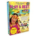 WaiLana Little Yogis Kids Play and Rest DVD Twin Pack