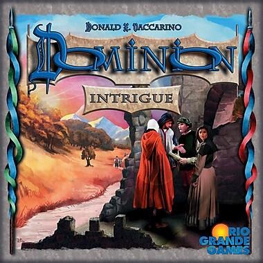 Rio Grande Games Dominion Intrigue Board Games