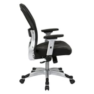Office Star Space 22.5'' Eco Leather Seat Chair