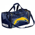 Forever Collectibles NFL 11'' Travel Duffel; San Diego Chargers